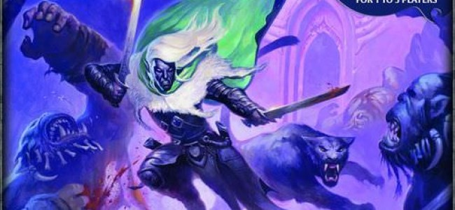 WPR Goes Back to the Tables with Legend of Drizzt
