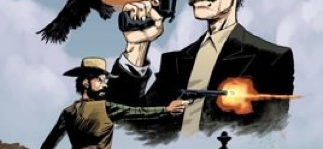 Comic Book Review: Tales from the Badlands
