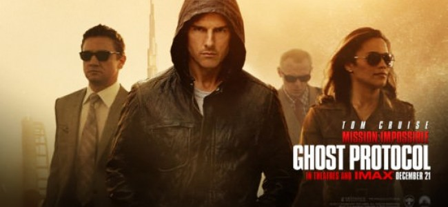Mission Impossible 4:  Ghost Protocol – Review