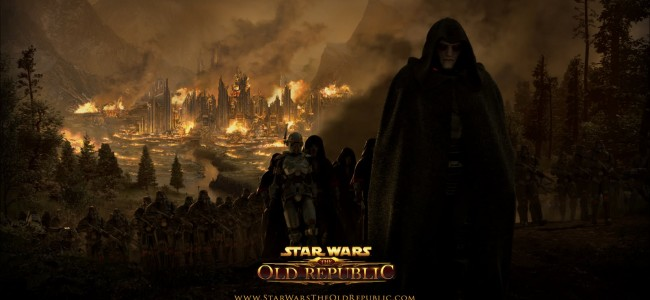 Impressions: Star Wars The Old Republic