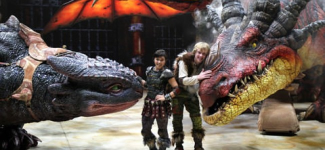Geek Dad Report: Dragons are coming! For Training and Entertainment Purposes