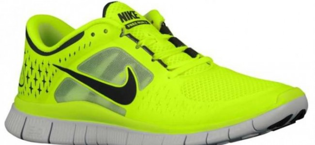 No Hungy: 200 Miles In – Nike Free Run 3