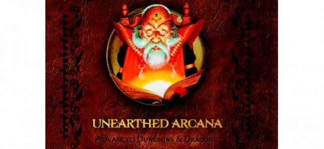 We Got 5 Copies of the Advanced Dungeons & Dragons Reprint: Unearthed Arcana! (what to do, what to do…) [UPDATE]