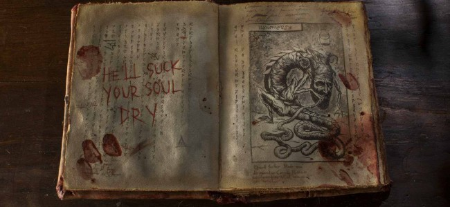 The EVIL DEAD Has No Soul To Swallow