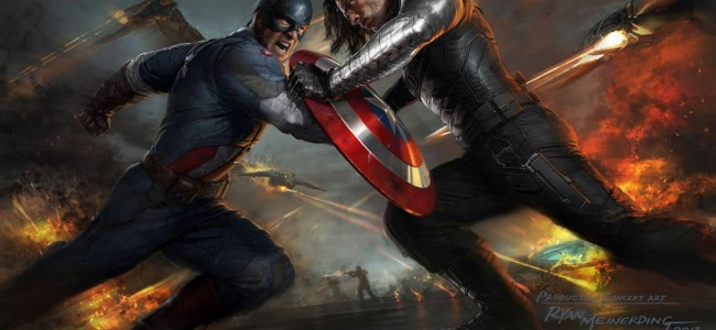 Captain America: The Winter Soldier is Staggeringly Satisfying