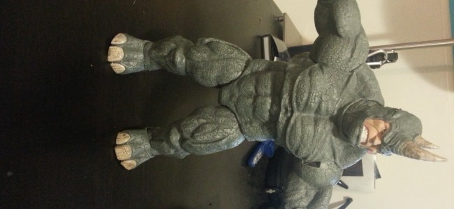 Action Figure'd : Marvel Select – Rhino