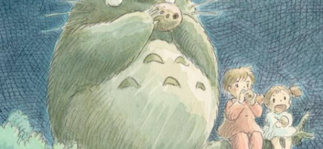 My Neighbor Totoro Novel – Out Now