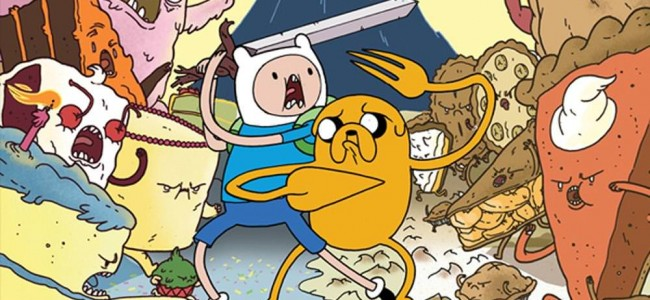 It's Adventure Time! Boom Studios Issues #16 – #22 Reviewed