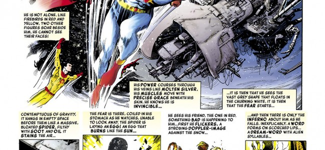 WPR First Look: Marvel's Remastered Miracleman #1