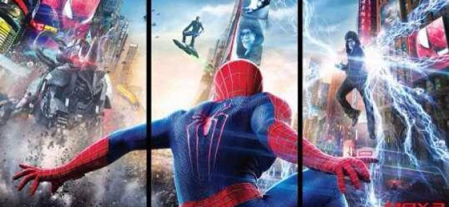 Get Your First Look At The Amazing Spider-Man 2 Trailer