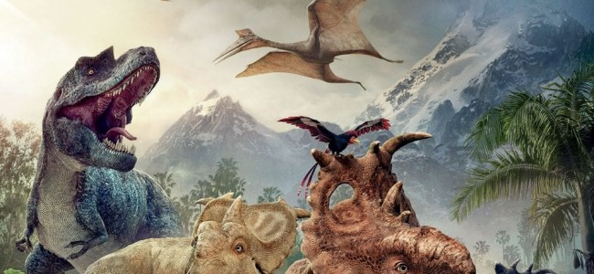 Walking with Dinosaurs in Salt Lake City, Advance Screening