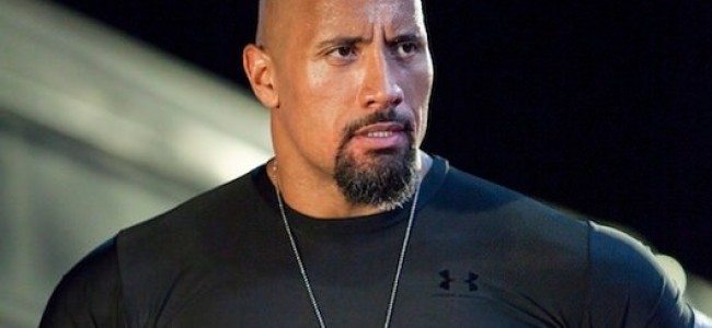 Is The Rock DC's Newest Superhero?