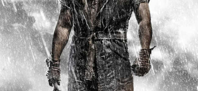 Noah Gets A New Movie Poster, And He Doesn't Look Happy About It