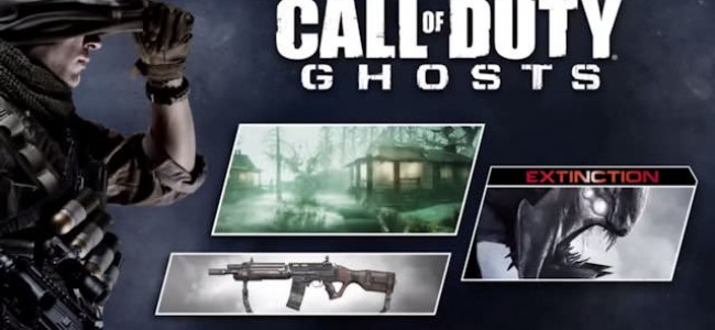Call of Duty: Ghosts Onslaught DLC Pack Now Available