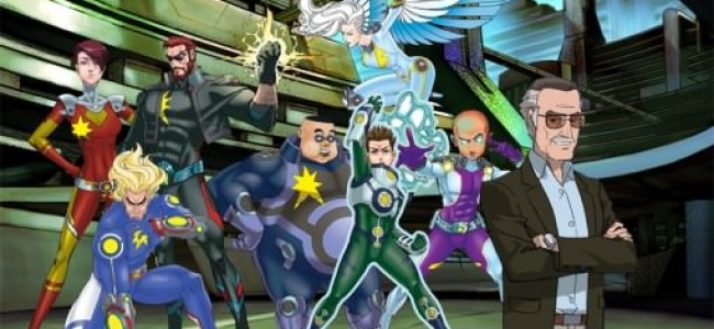 Set Your DVR: The Hub Presents Stan Lee's Mighty 7