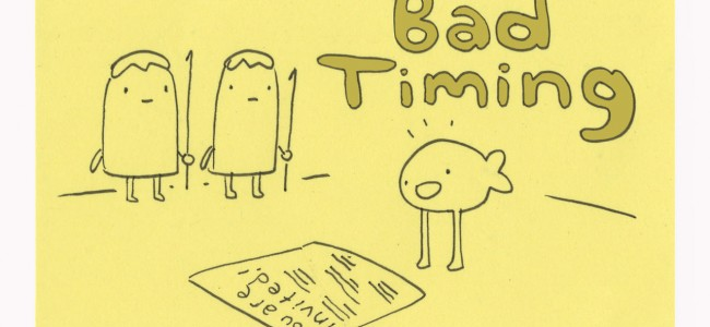 WPR's Adventure Time Episode Preview for – Bad Timing