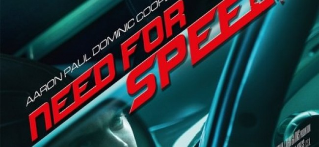 Aaron Paul plays down his Need For Speed