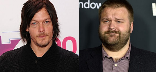 "Robert Kirkman and Norman Reedus are teaming up for ""Air"""