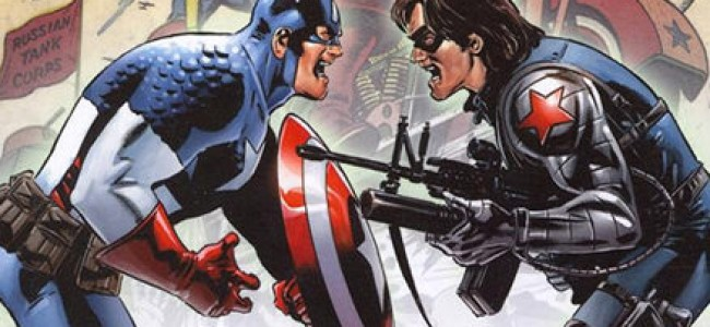 The Comics Behind the Movies: Captain America: Winter Soldier Vol. 1 & 2