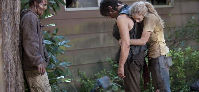The Walking Dead – Still, had me waiting…with my thumb on fast forward.
