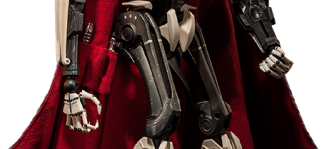 Win A General Grievous Sixth Scale Figure From Sideshow Collectibles