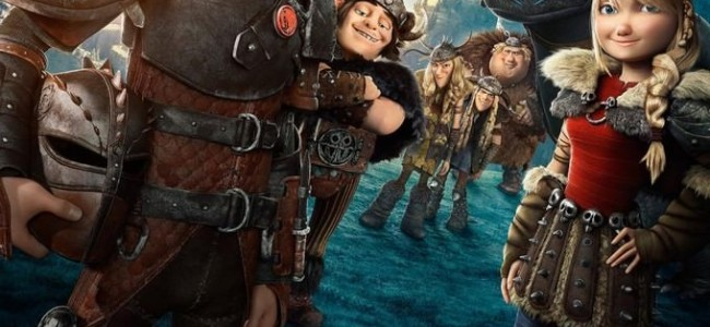 Advance Screenings in Seattle and Portland of HOW TO TRAIN YOUR DRAGON 2!
