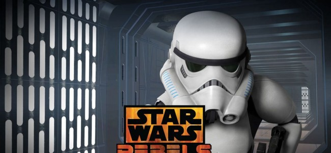 The Force is With The Star Wars Rebels First Full Trailer