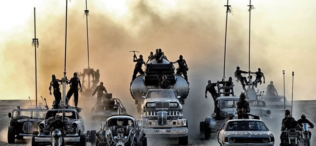 New Mad Max: Fury Road image is post apoc goodness