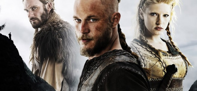 Check out the Killer First Trailer for Season 3 of Vikings