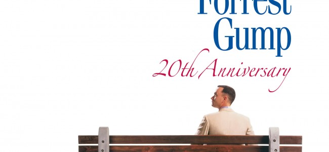 See FORREST GUMP in IMAX screening, Salt Lake City