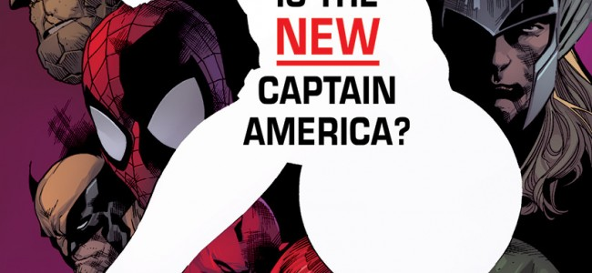 Captain America #25 is the Birth of an All-New Cap