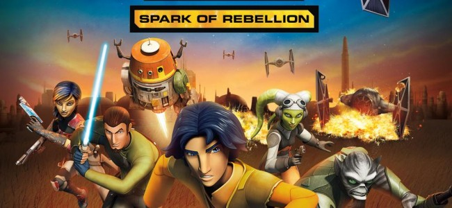 Star Wars Rebels: Spark of Rebellion, REVIEWED