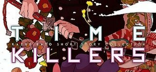 Manga Review: Time Killers – Short Story Collection