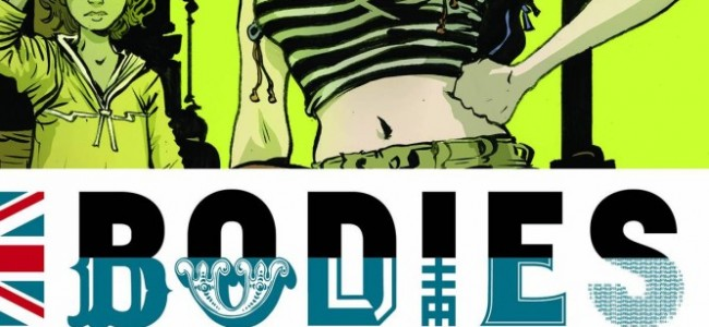 Comic Review: Bodies #3 – Shahara Explodes and So Does a Car