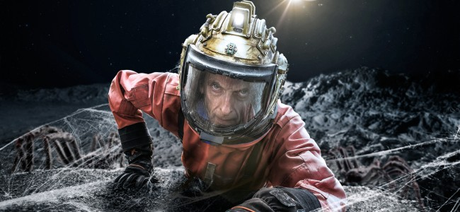 Kill The Moon has Capaldi showing off his Doctor Who roots