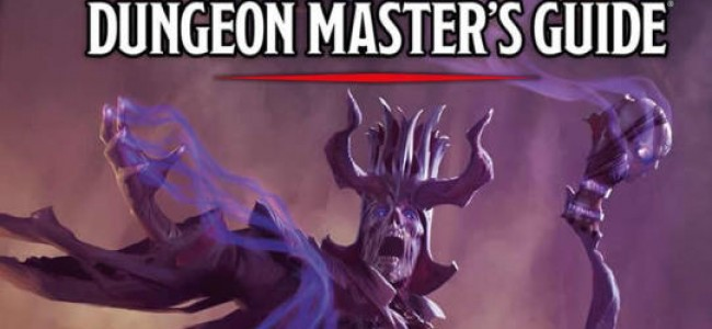 First Impressions: D&D Dungeon Master's Guide 5th Edition