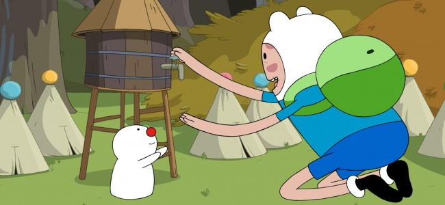 WPR First Look at the Next Adventure Time Episode, The Visitor