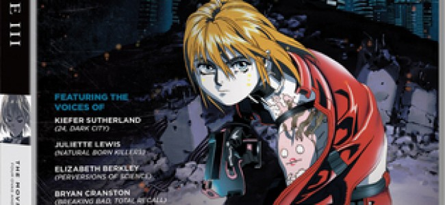 New Anime Releases for the Week of March 24, 2015