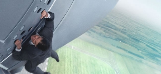 Mission Impossible 5 Gets a Trailer and a Title: Rogue Nation