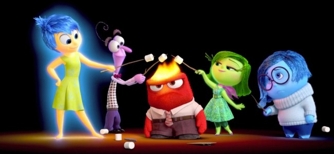 Review: Inside Out Gives You Feelings About Emotions