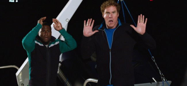 Review: Get Hard Thinks Prison Rape Is Hilarious