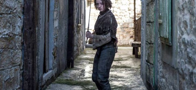 Game of Thrones: The House of Black and White was Sharp