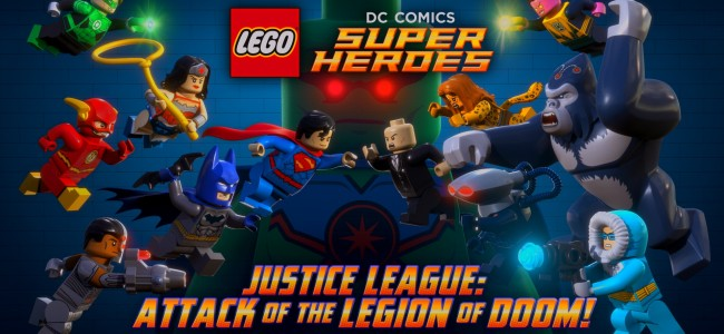 WPRkids – Justice League: Attack of the Legion of Doom!
