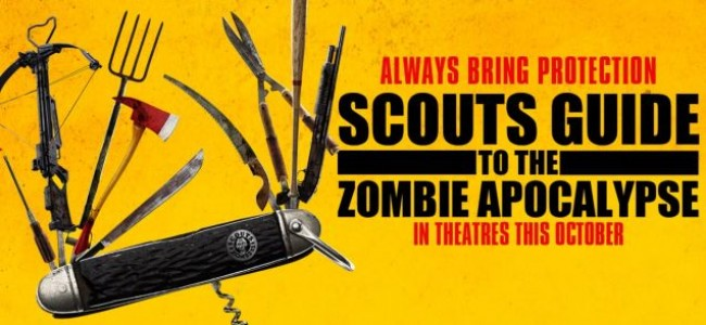 Red Band Trailer For Scouts Guide To The Zombie Apocalypse (NSFW)