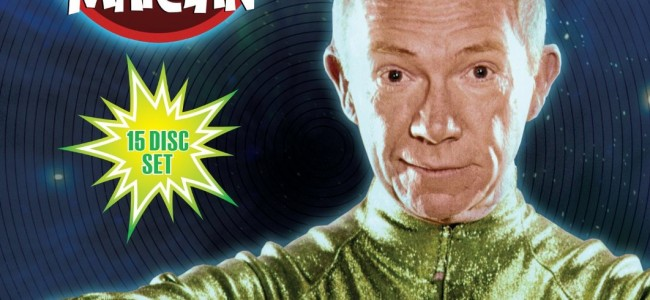 Review: My Favorite Martian: Complete Series DVD Set Is Out Of This World