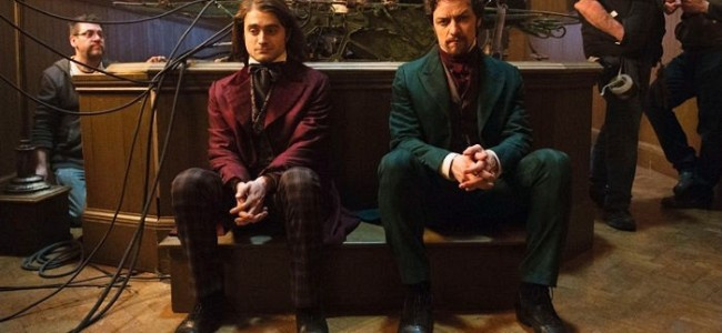 Victor Frankenstein is Ridiculously Campy and Unintentionally Comedic