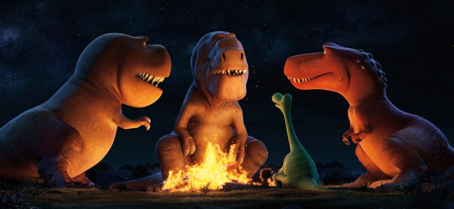 The Good Dinosaur is a Great Animated Western