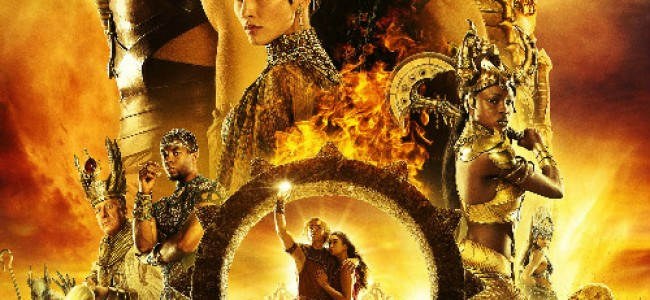 Gods of Egypt Advance Screening for Seattle and Portland!