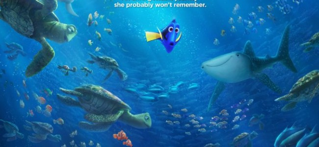 Review: Finding Dory Is Here To Brighten Your Day
