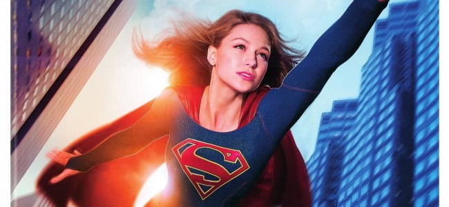 The Supergirl Season 1 Blu-Ray Has Arrived!